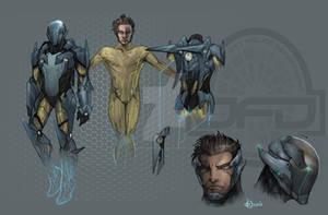 Concept - Def Force - Turnaround
