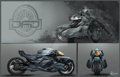 Concept Art - Liberty Soldier p2
