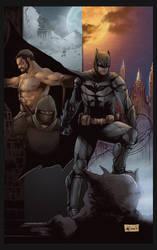 Commission - Batman Poster