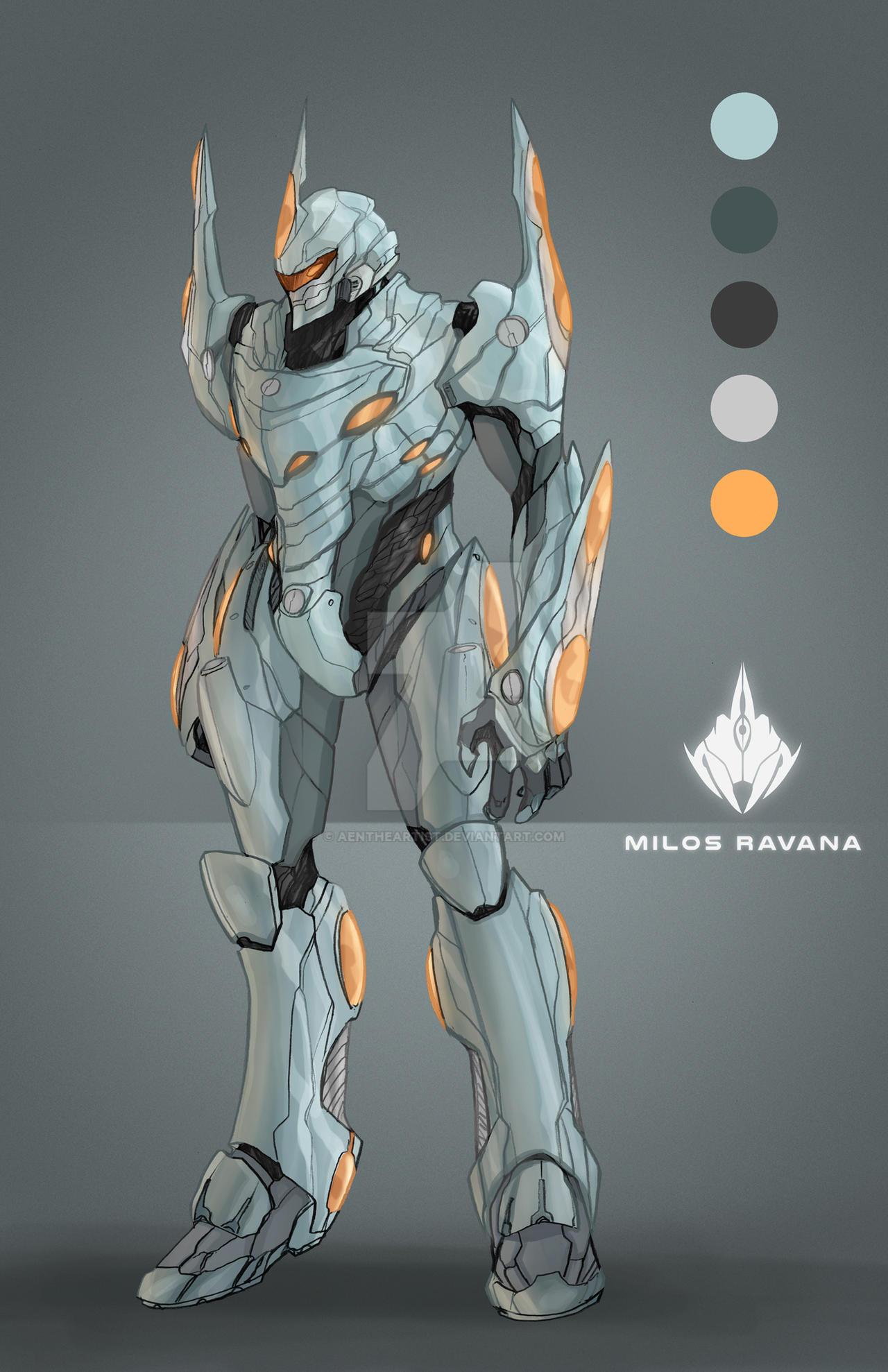 the armor of god milos ravana v2 0 by aentheartist on deviantart