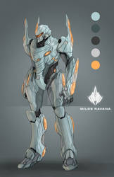 The Armor Of God - Milos Ravana v2.0