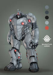The Armor Of God - Quantum Ares