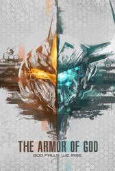 The Armor Of God - Promo Poster 1 by AenTheArtist