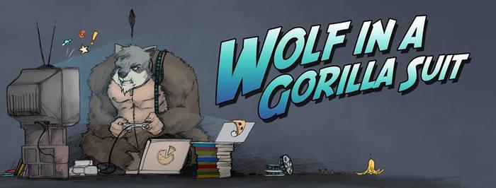DESIGN - Wolf In A Gorilla Suit