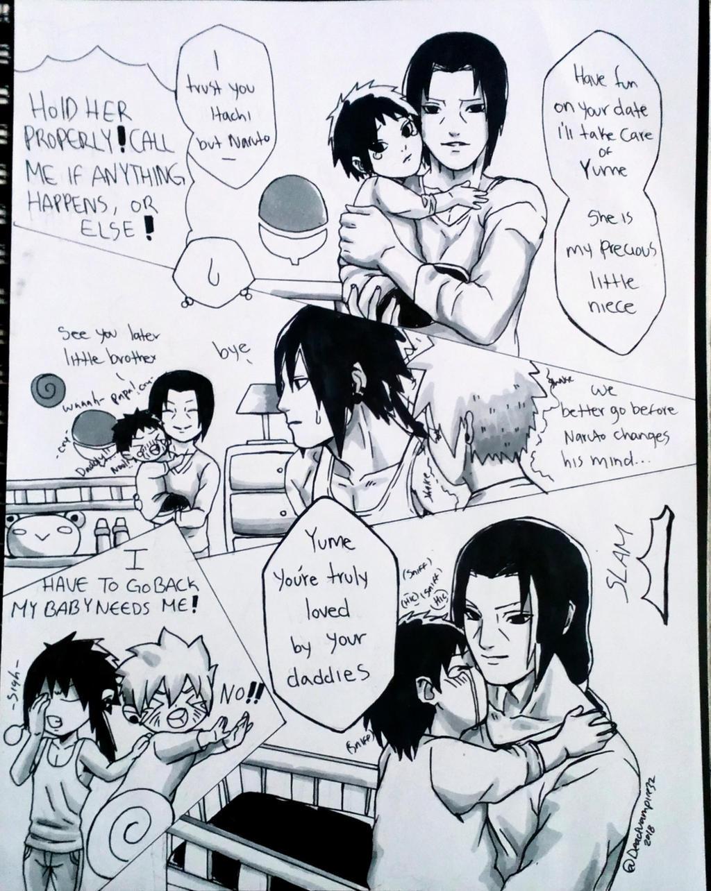 SASUNARU comics on SASUNARU-Dj-Fanfic - DeviantArt
