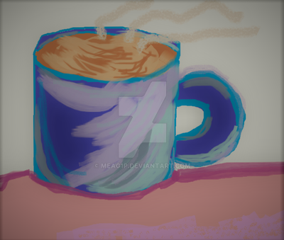 Cup of Coffee by Meag1p