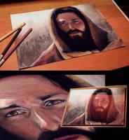 Jesus by JK-atelier