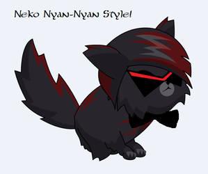 Neko Nyan-Nyan Style! by Lucario26
