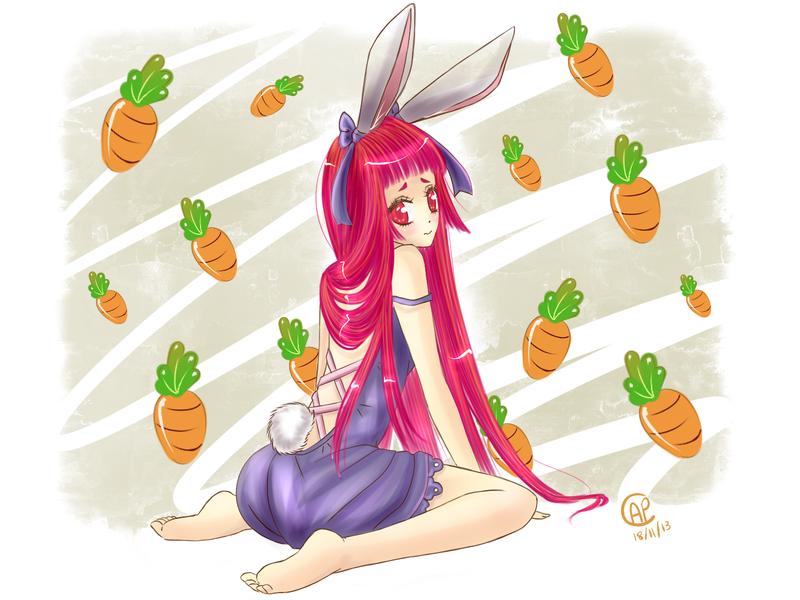 Oh my sweet bunny by AnnaChaveiro