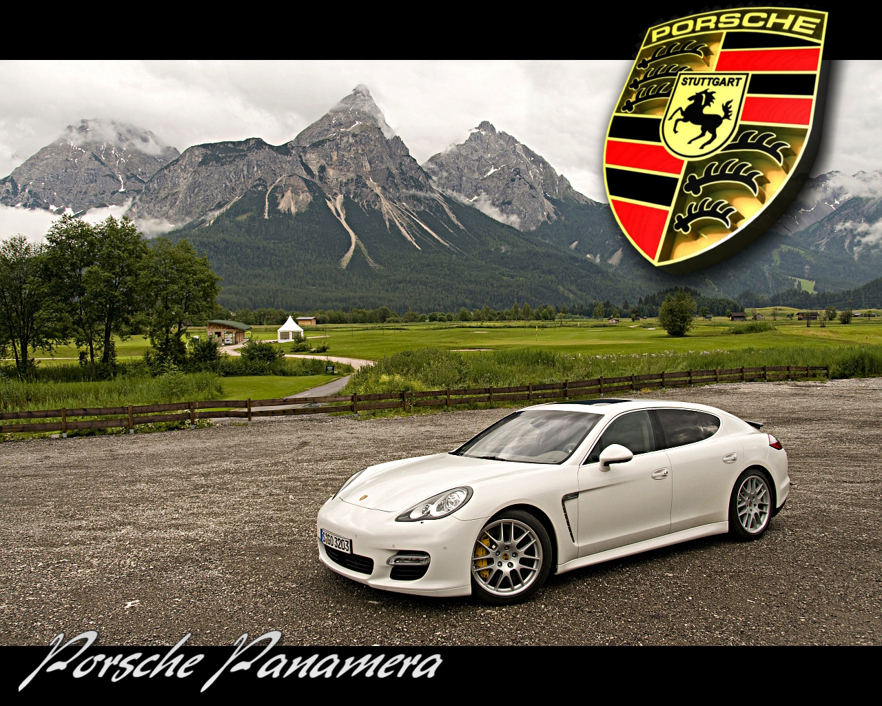 4-drzwiowe 911 – Porsche Panamera