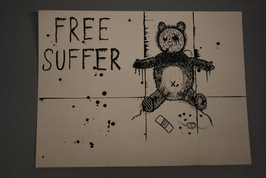 Free Suffer by LemonicDemon
