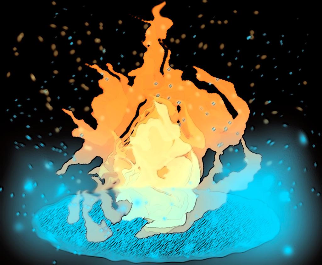 Phoenix Egg by LemonicDemon