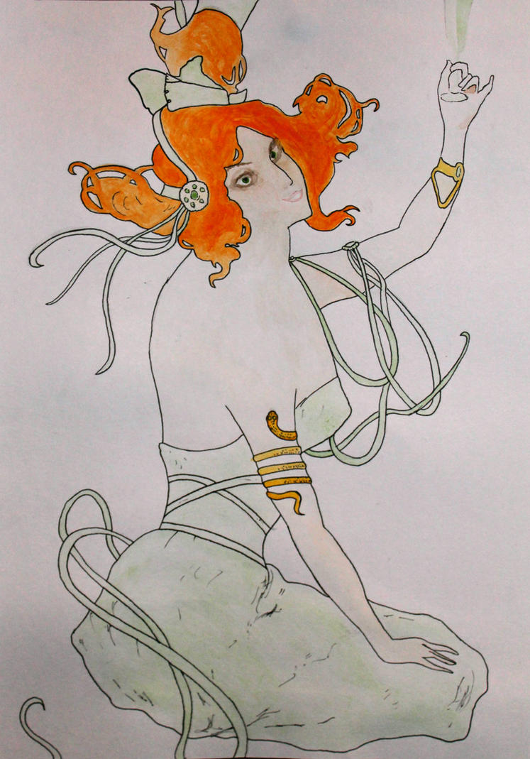 Absinthe by LemonicDemon