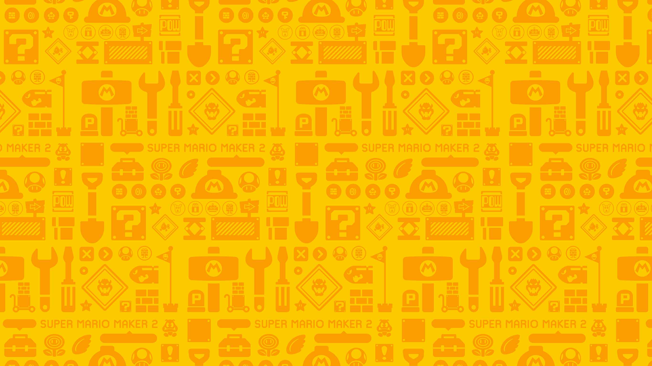 Wallpaper Super Mario Maker 2 By Wolforan On Deviantart