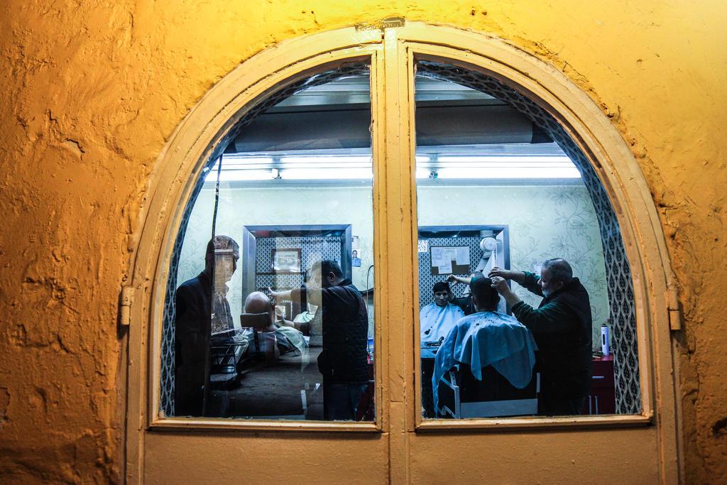 Old barber shop by emregurten