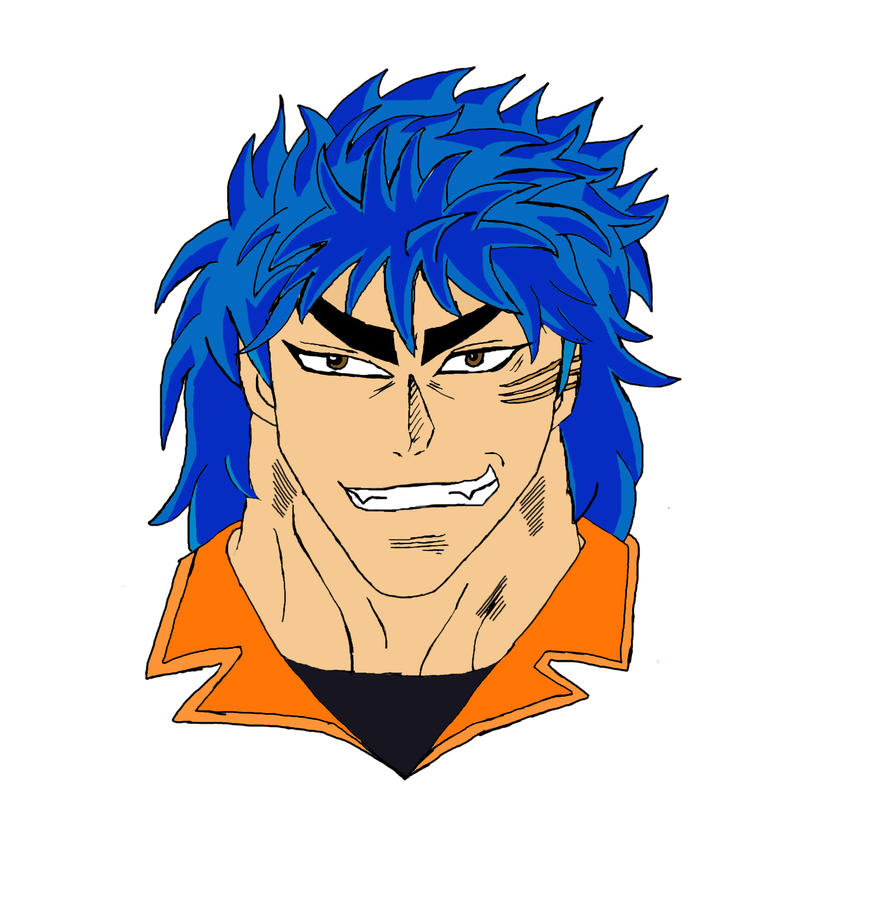 Toriko Fan Art By MegaMaestro On DeviantART