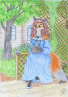 What Do Ladies Read by Sinaherib