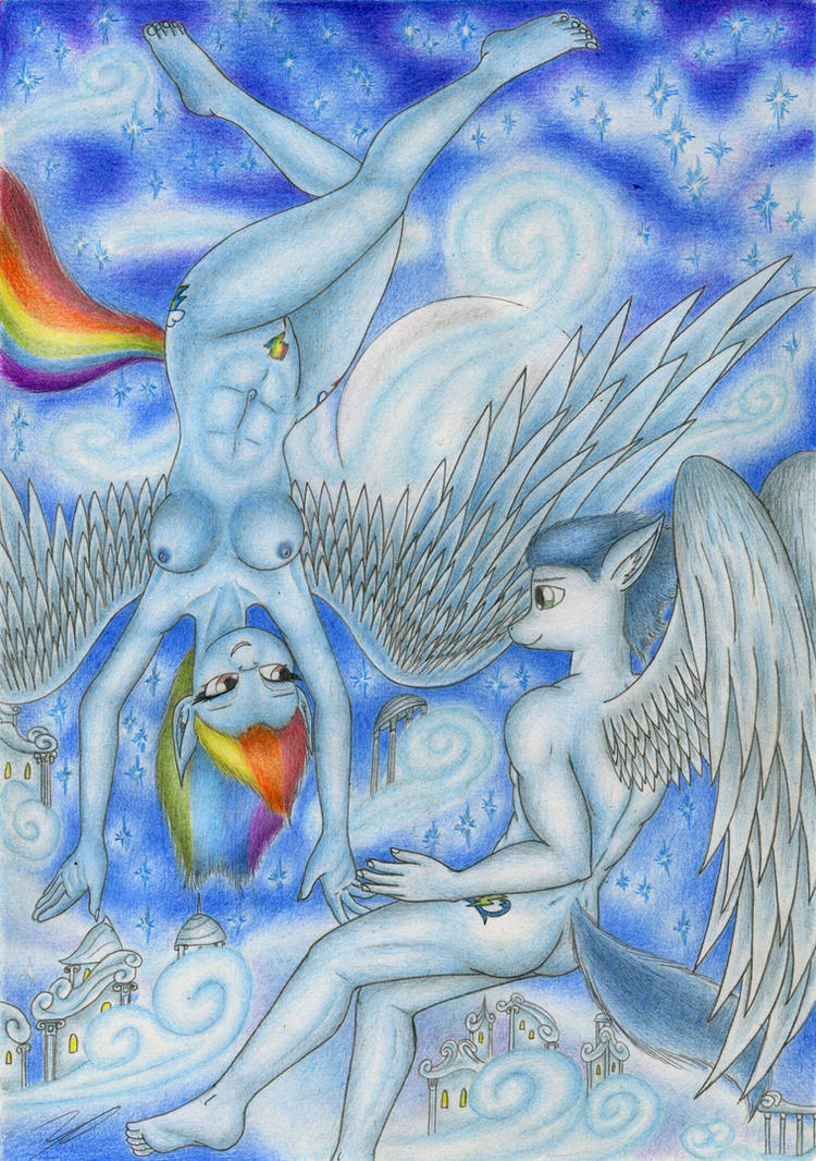 Blue Dreams by Sinaherib