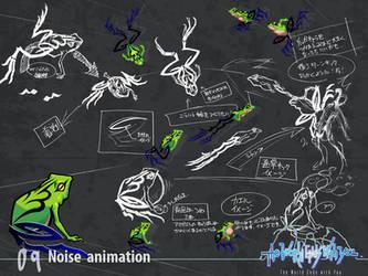 Noise animation