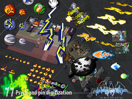 Psych and Pin Digitization by wewy