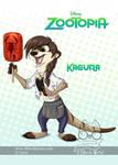 Kagura in Zootopia
