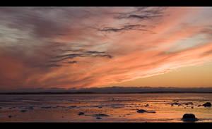 November Sunset II by Culmio