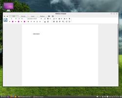 LibreOffice . program written in Gtk 3.0 .