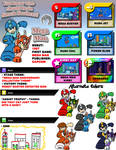 Newcomer Mega Man