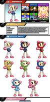 Newcomer Bomberman by evilwaluigi