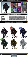 Newcomer Black Shadow