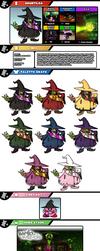 Newcomer Gruntilda by evilwaluigi