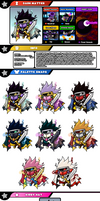 Newcomer Dark Matter by evilwaluigi