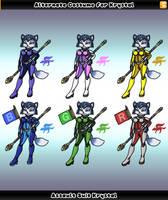 Alternate Costume - Assault Suit