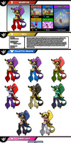 Newcomer Shantae