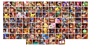 Choose Your Character ULTIMATE