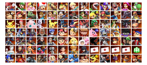 Choose Your Character ULTIMATE by evilwaluigi