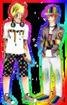 OmegaSaur C.E - Rainbow War