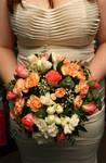 Wedding Posy bouquet