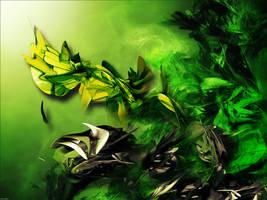Sea of Green by ArtWeN
