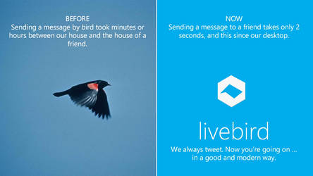 LiveBird Graphic - In building ... by wifun2012
