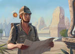 Mythic Ruins - Archaeologist