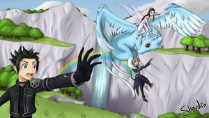 Shrink Art Online: Land of the Fairies