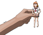 Chika in a Pinch