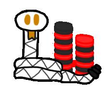 Checkersnek by popcorn8784