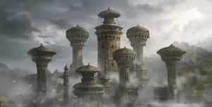 Lost Temple Concept