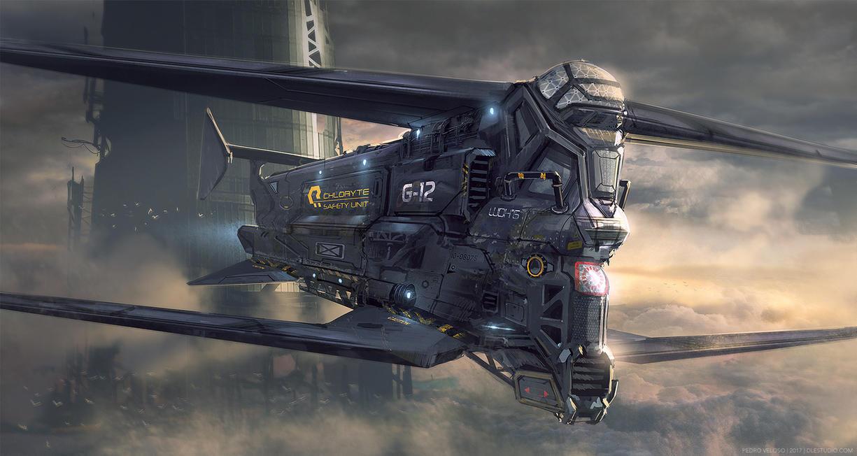 Chloryte - Safety Unit Chopper by Dlestudio