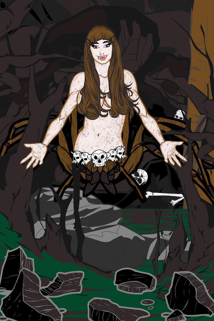 Widow by Dark4Prince