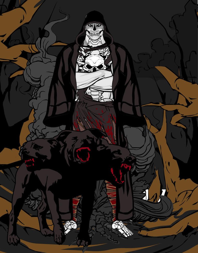 Dead Man by Dark4Prince