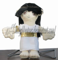 Temple of the Dog Kagome plush by notoes