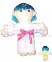 Kiki - Twin Stars plushie by notoes